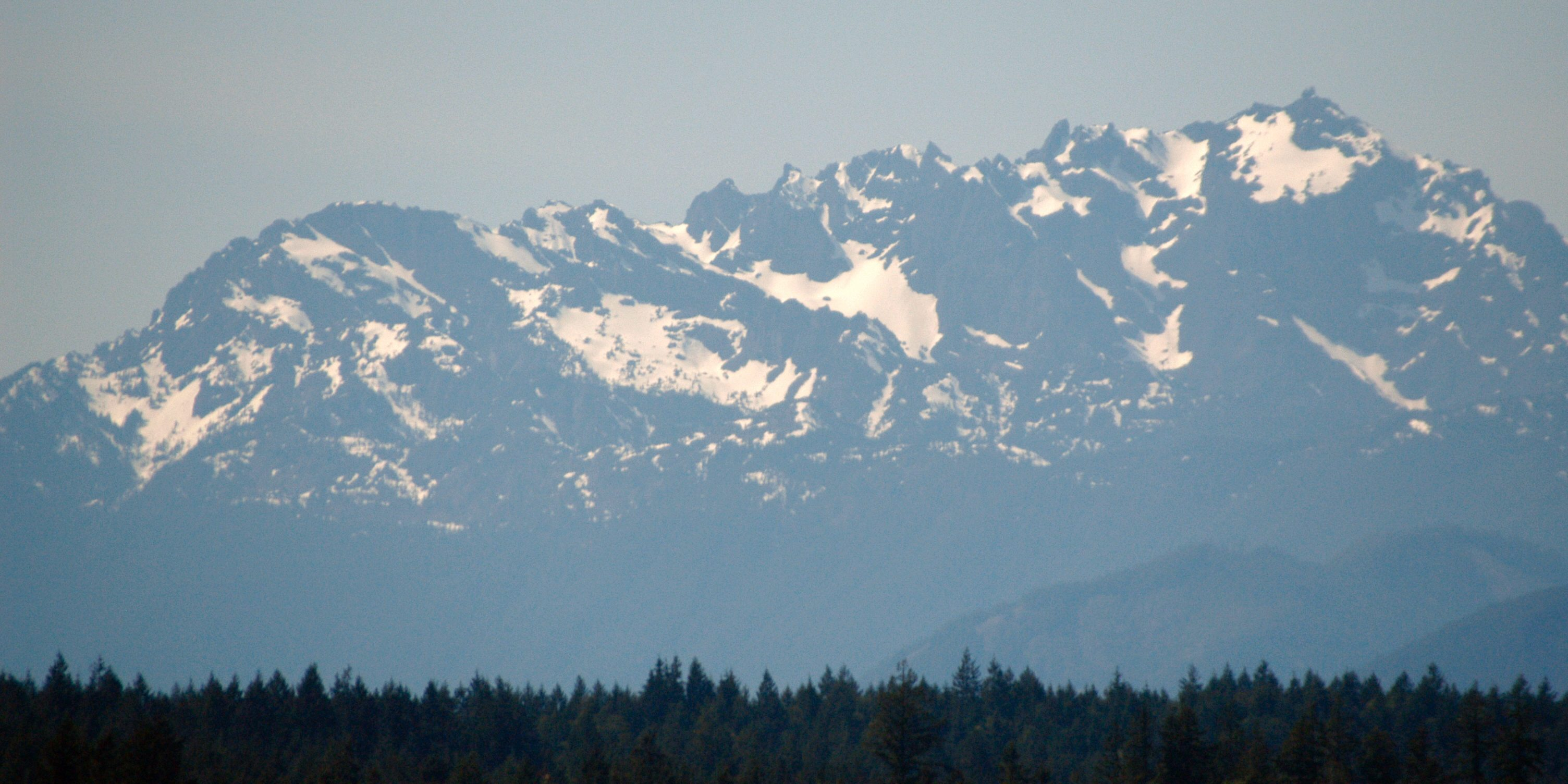 Olympic_Mountains