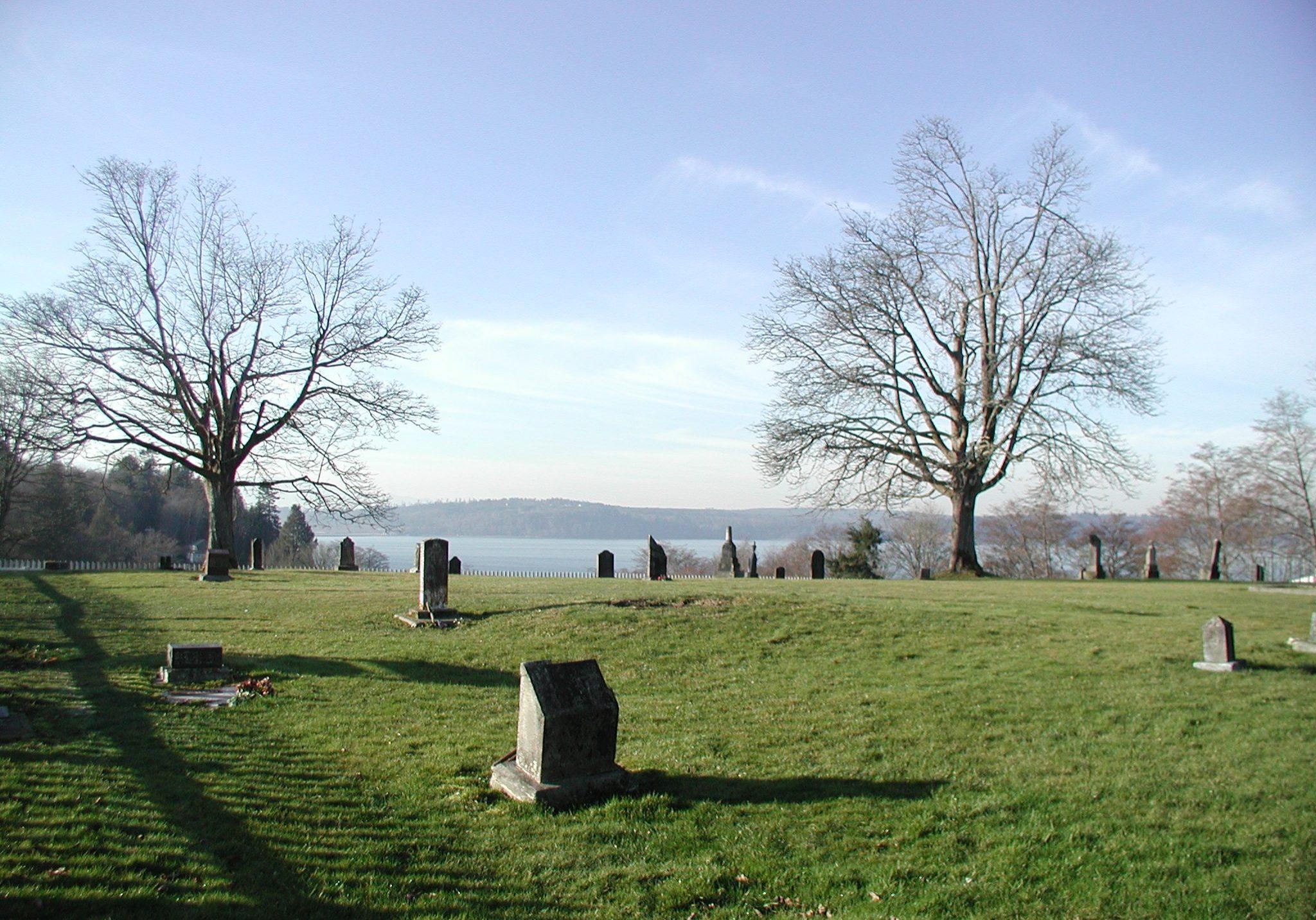 Buena Vista Cemetery, Port Gamble