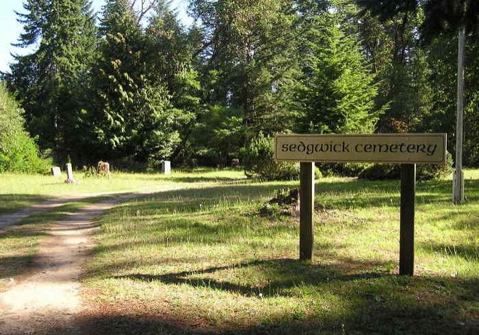 Sedgwick Cemetery, Port Orchard