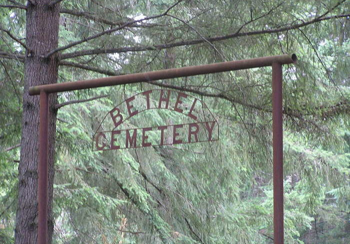 Bethel Cemetery, Bethel
